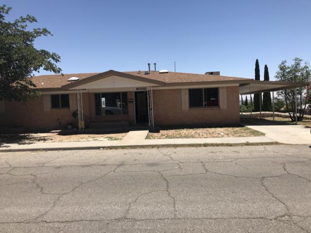 6000 Byron Street, El Paso, TX 79904 (MLS #810452) :: The Purple House Real Estate Group