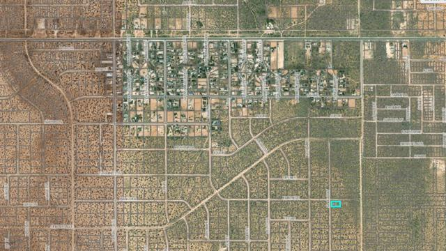 0 Spanaway, Horizon City, TX 79928 (MLS #810457) :: The Purple House Real Estate Group