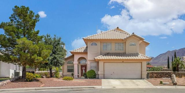 1244 Desierto Seco Drive, El Paso, TX 79912 (MLS #810474) :: The Purple House Real Estate Group
