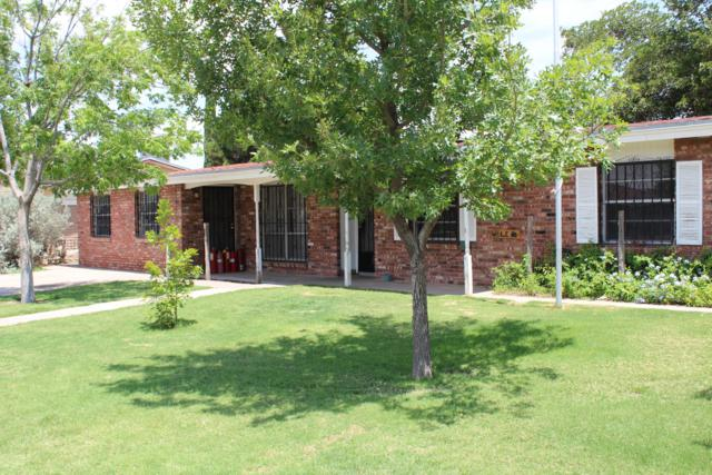 8001 Morley Drive, El Paso, TX 79925 (MLS #810492) :: The Purple House Real Estate Group