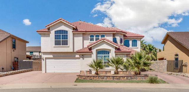 416 Ghost Flower Street, Horizon City, TX 79928 (MLS #810495) :: The Purple House Real Estate Group