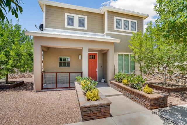 6545 Toivoa Place, El Paso, TX 79932 (MLS #810816) :: Preferred Closing Specialists