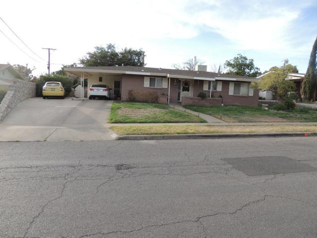 432 De Leon Drive, El Paso, TX 79912 (MLS #810850) :: The Matt Rice Group