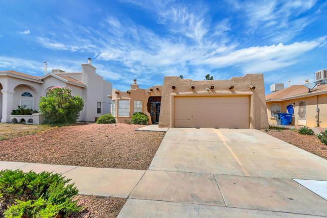 12109 Desert Quail Avenue, El Paso, TX 79936 (MLS #810887) :: The Matt Rice Group