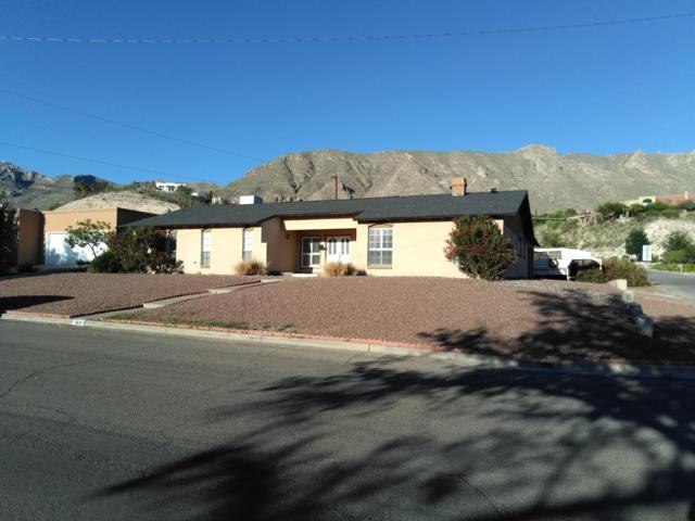 5616 Pebble Beach Drive, El Paso, TX 79912 (MLS #811047) :: The Matt Rice Group
