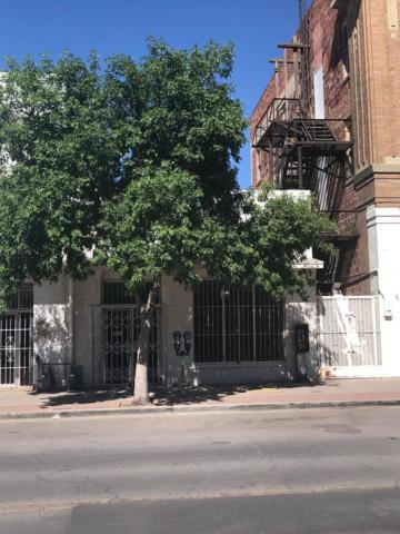 209 S Mesa Street, El Paso, TX 79901 (MLS #811343) :: Preferred Closing Specialists