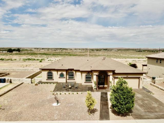 6025 Valle Espanola Lane, El Paso, TX 79932 (MLS #811383) :: The Purple House Real Estate Group