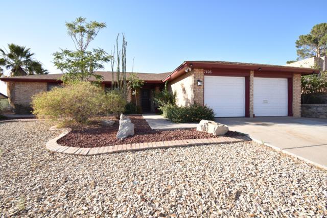 7105 El Cajon Drive, El Paso, TX 79912 (MLS #811430) :: Preferred Closing Specialists