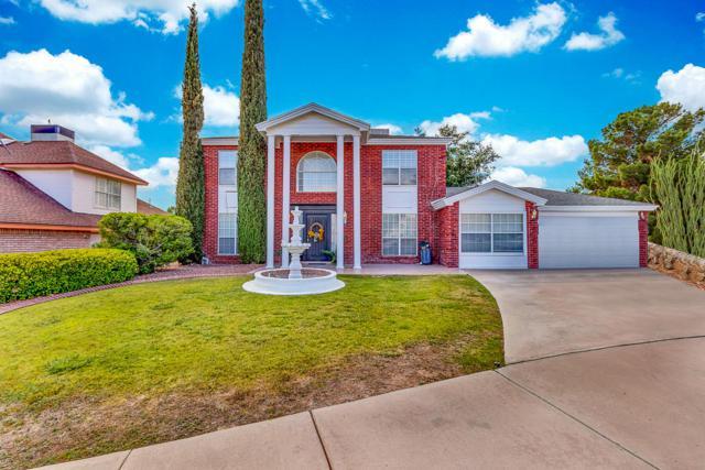1107 Sun Ridge Drive, El Paso, TX 79912 (MLS #811593) :: The Matt Rice Group