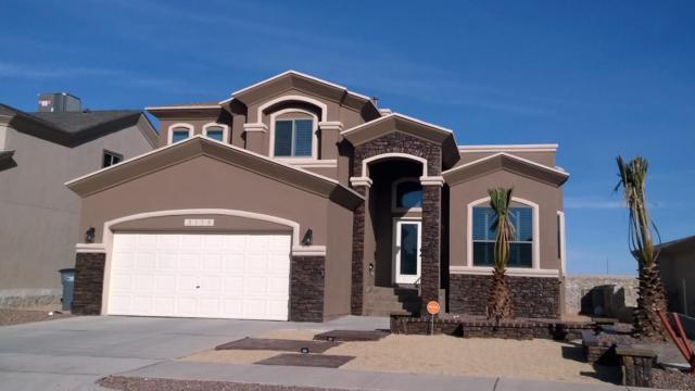 401 Prime Desert Drive, El Paso, TX 79932 (MLS #811686) :: The Matt Rice Group