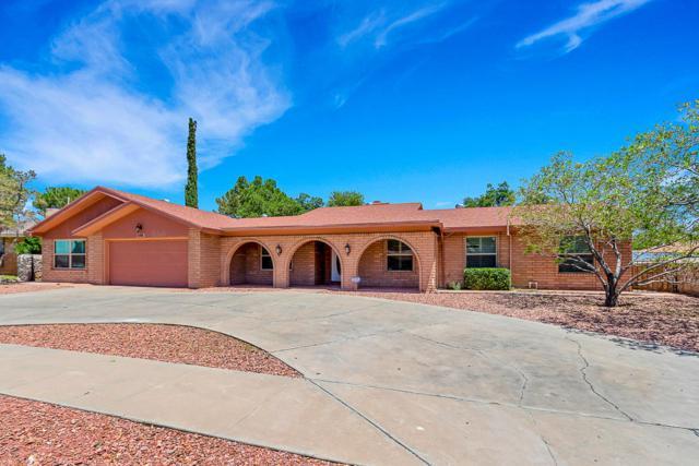 1704 Larry Hinson Drive, El Paso, TX 79936 (MLS #811750) :: Preferred Closing Specialists