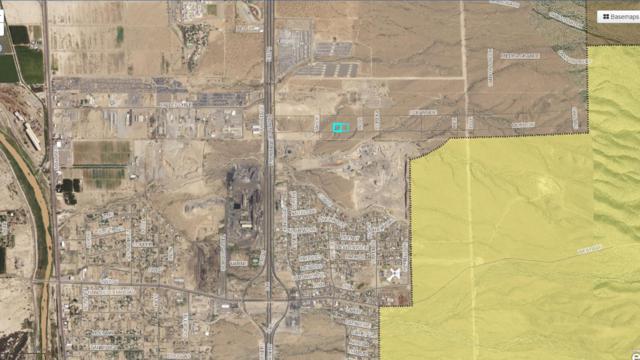 0 Morrow Bay Avenue, Canutillo, TX 79835 (MLS #811765) :: Preferred Closing Specialists