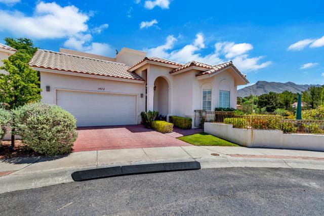1472 Via Appia Street, El Paso, TX 79912 (MLS #811786) :: Preferred Closing Specialists