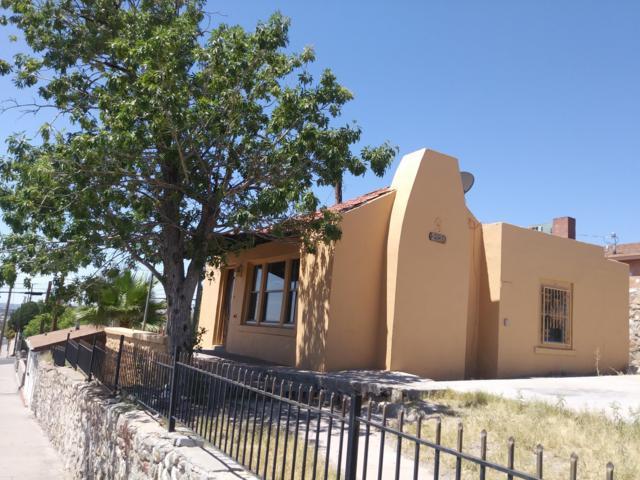 2530 San Diego Avenue, El Paso, TX 79930 (MLS #811817) :: Preferred Closing Specialists