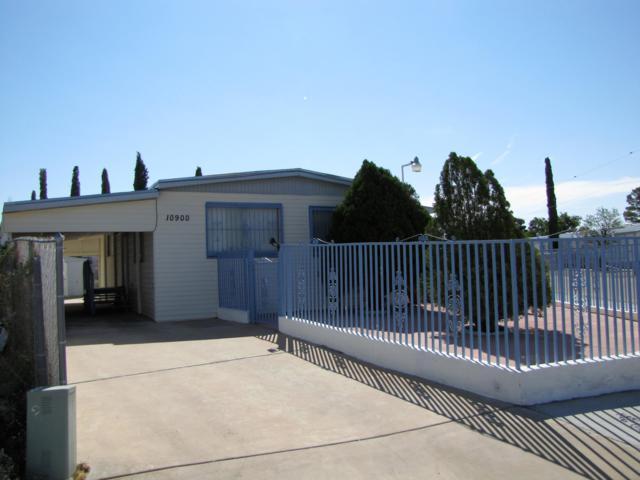 10900 Desert View Drive, El Paso, TX 79934 (MLS #811990) :: The Matt Rice Group