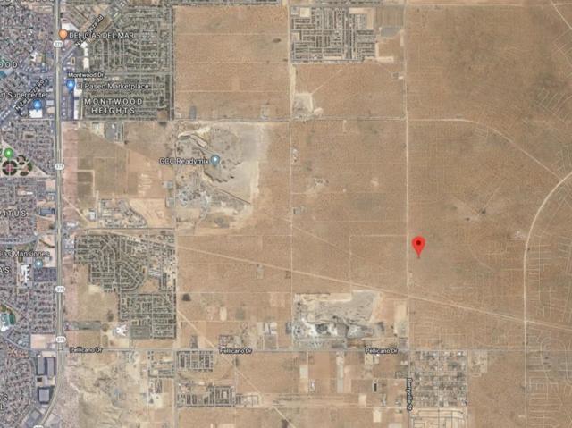 8 Horizon City Estates #64 Lot 6, El Paso, TX 79938 (MLS #812001) :: The Purple House Real Estate Group