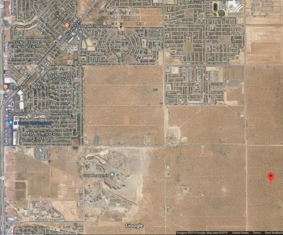 22 Horizon City Estates #60 26&27, El Paso, TX 79938 (MLS #812004) :: The Purple House Real Estate Group