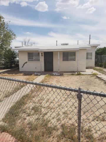 8744 Roseway Drive, El Paso, TX 79907 (MLS #812025) :: Preferred Closing Specialists