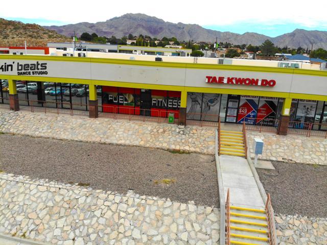 1035 Belvidere Street #360, El Paso, TX 79912 (MLS #812178) :: Jackie Stevens Real Estate Group