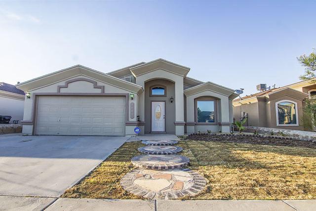 5405 Pedro Lucero Drive, El Paso, TX 79934 (MLS #812214) :: Preferred Closing Specialists