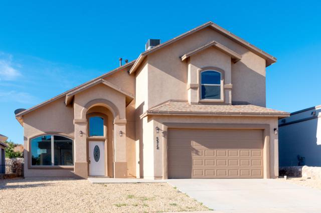 5312 Manuel Puentes Court, El Paso, TX 79934 (MLS #812230) :: The Purple House Real Estate Group