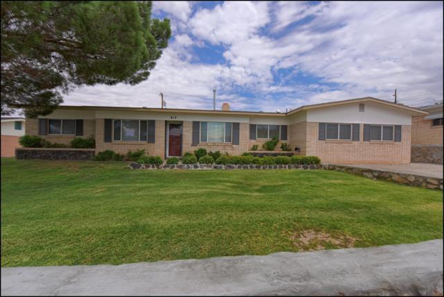 613 Westview Avenue, El Paso, TX 79912 (MLS #812233) :: Jackie Stevens Real Estate Group