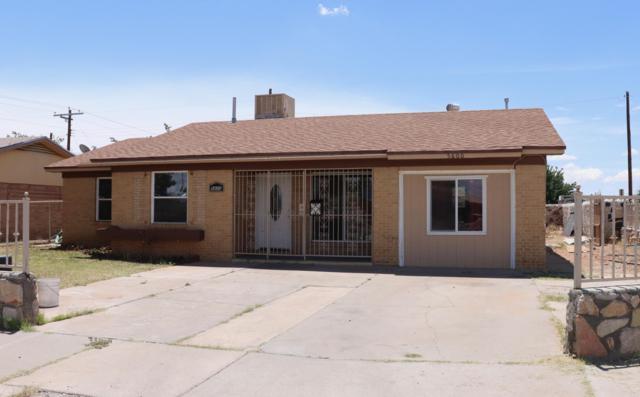 5600 Prince Edwards Avenue, El Paso, TX 79924 (MLS #812235) :: The Matt Rice Group