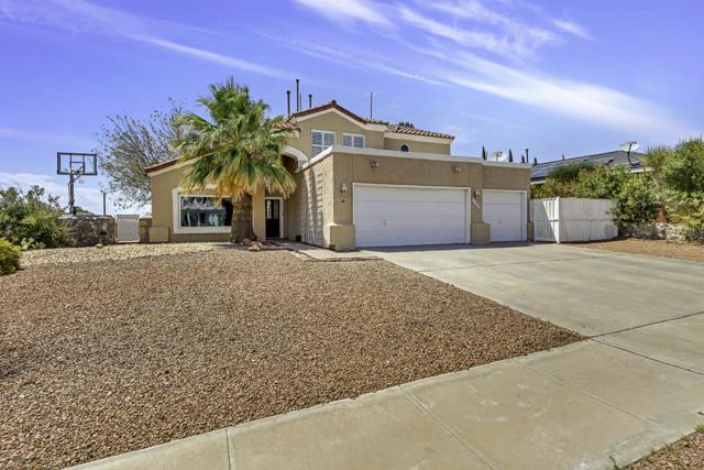 1145 Regal Ridge Drive, El Paso, TX 79912 (MLS #812291) :: The Purple House Real Estate Group