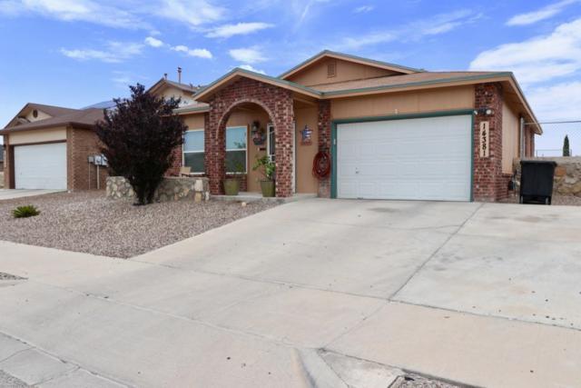 14381 Escalera Drive, Horizon City, TX 79928 (MLS #812311) :: The Purple House Real Estate Group