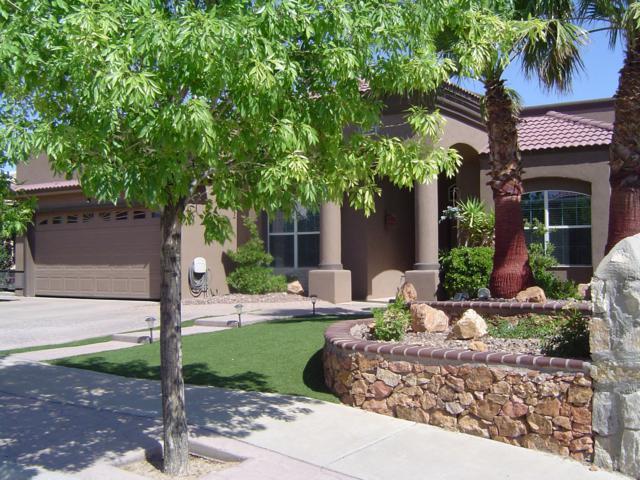 712 Paseo Sereno Drive, Horizon City, TX 79928 (MLS #812368) :: The Matt Rice Group