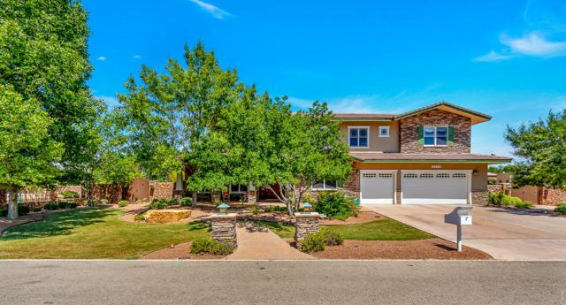 5504 Woodgreen Drive, El Paso, TX 79932 (MLS #812390) :: The Matt Rice Group