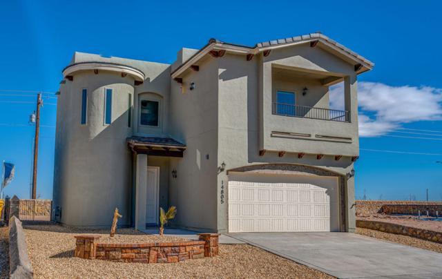 12405 Triple Crown Avenue, El Paso, TX 79928 (MLS #812396) :: Jackie Stevens Real Estate Group