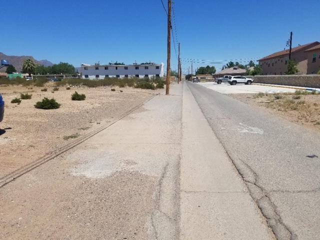 TBD Robert Drive, El Paso, TX 79904 (MLS #812432) :: Jackie Stevens Real Estate Group