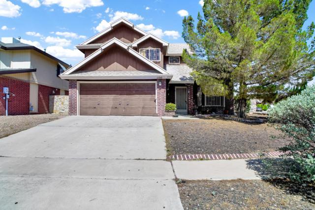 1100 Chiricahua Drive, El Paso, TX 79912 (MLS #812443) :: Jackie Stevens Real Estate Group