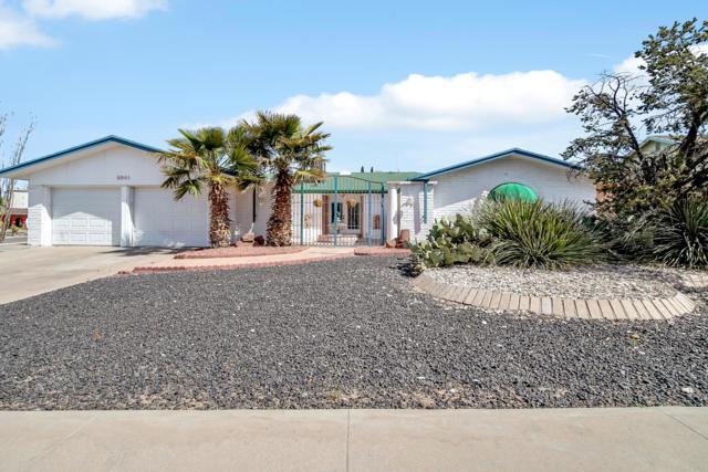 6941 Polvadera Drive, El Paso, TX 79912 (MLS #812444) :: Jackie Stevens Real Estate Group