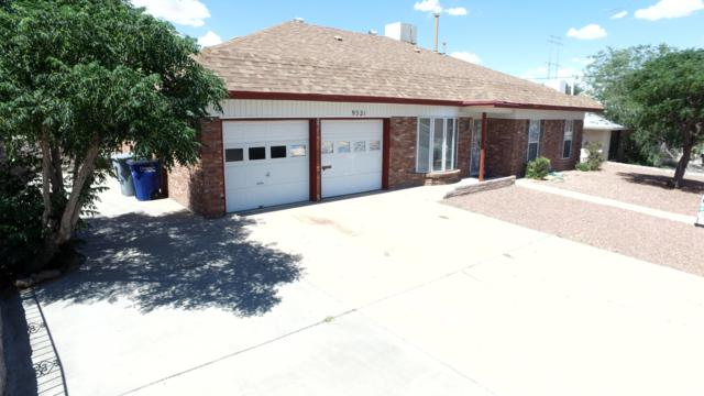 9321 Jacey Court, El Paso, TX 79925 (MLS #812452) :: The Purple House Real Estate Group