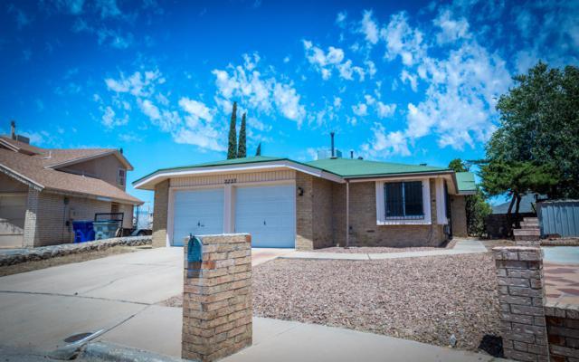 2223 Robert Wynn Street, El Paso, TX 79936 (MLS #812454) :: The Purple House Real Estate Group