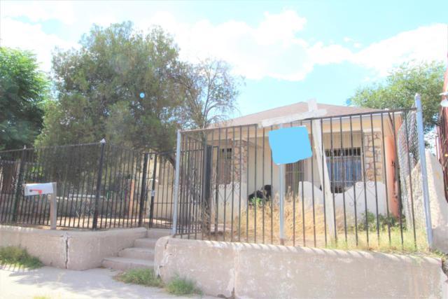 1309 Yandell Drive, El Paso, TX 79902 (MLS #812510) :: The Matt Rice Group
