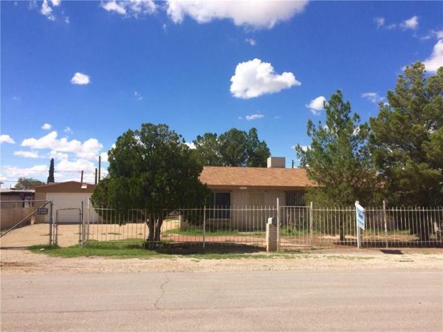 10145 Kendrick Cir Circle, Socorro, TX 79927 (MLS #812519) :: The Matt Rice Group