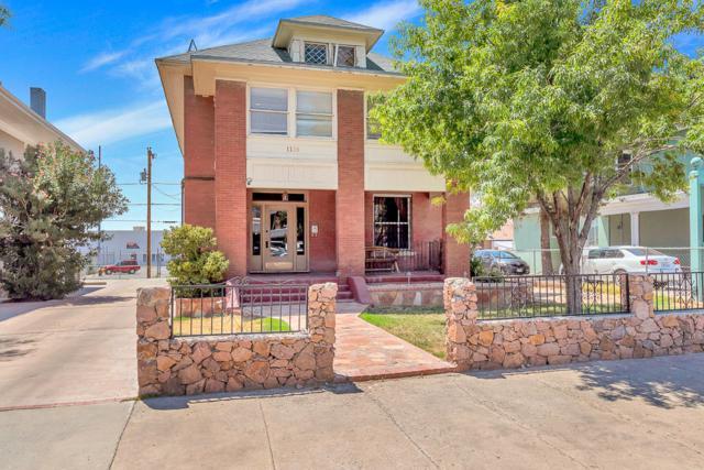 1116 Montana Avenue, El Paso, TX 79902 (MLS #812539) :: The Matt Rice Group