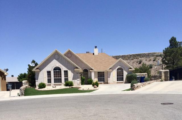 7117 Luz De Ojos  Ct Court, El Paso, TX 79912 (MLS #812604) :: The Matt Rice Group
