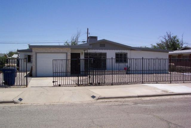 9310 Charleston Street, El Paso, TX 79924 (MLS #812647) :: Preferred Closing Specialists