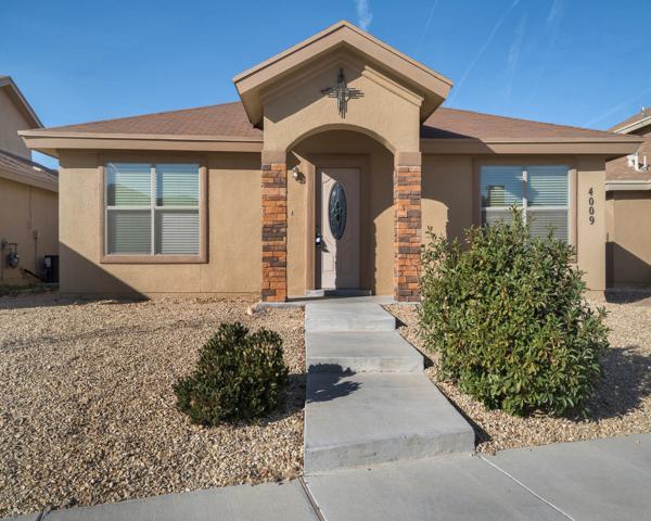 4009 Hueco Valley Drive, El Paso, TX 79938 (MLS #812831) :: The Matt Rice Group