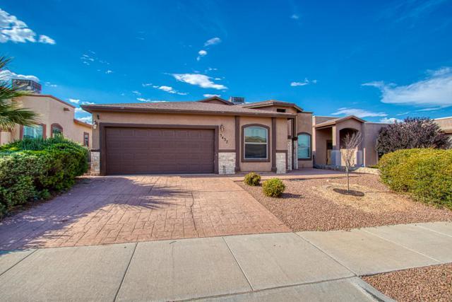 5437 Pedro Lucero Drive, El Paso, TX 79934 (MLS #812864) :: The Matt Rice Group