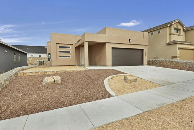 7857 Enchanted Ridge, Canutillo, TX 79835 (MLS #813091) :: The Matt Rice Group