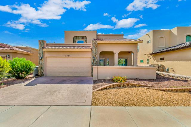 7355 Via Canutillo Drive, El Paso, TX 79911 (MLS #813101) :: Preferred Closing Specialists