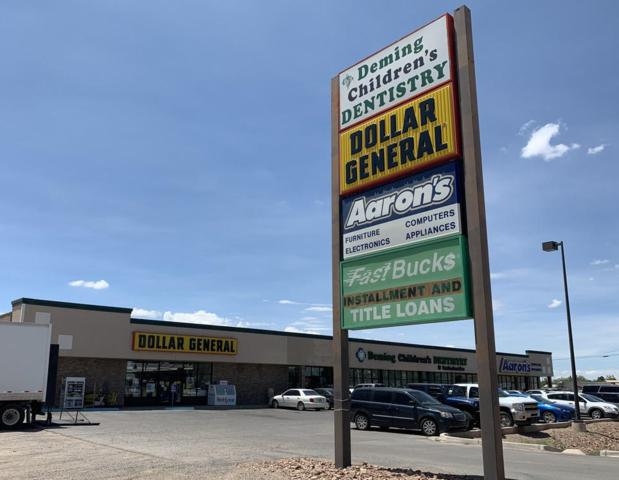 1310 E Pine Street, Deming, NM 88030 (MLS #813173) :: Jackie Stevens Real Estate Group