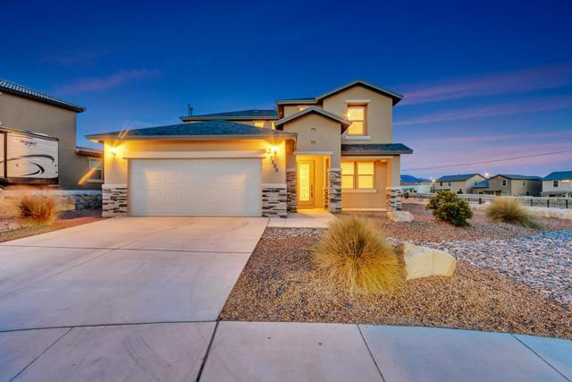 7896 Enchanted Path Drive, El Paso, TX 79911 (MLS #813234) :: The Matt Rice Group