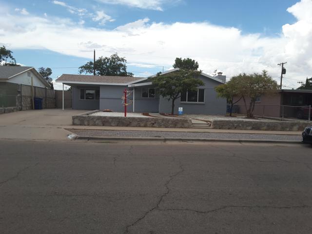 10157 Bermuda Avenue, El Paso, TX 79925 (MLS #813247) :: The Matt Rice Group