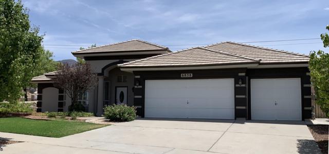 6838 Mineral Ridge Drive, El Paso, TX 79912 (MLS #813248) :: The Matt Rice Group